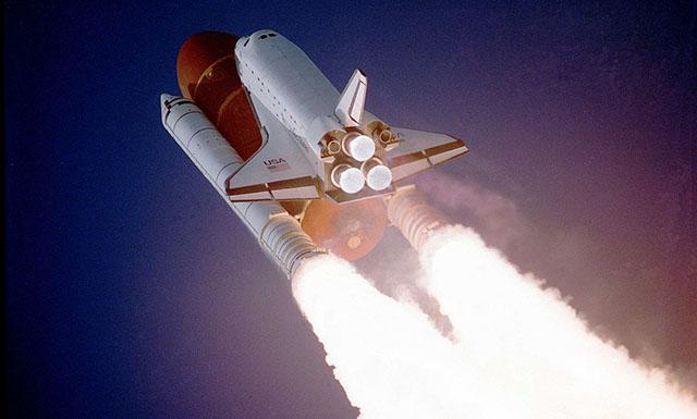 sim lanzador espacial