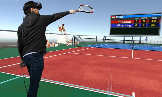 sim tenis